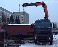 манипулятор 15 тонн